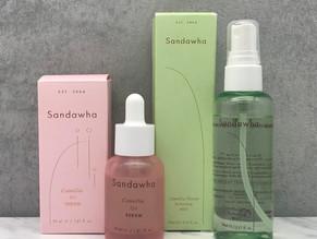Sandawha = toller Name = tolle Produkte?! Camellia Oil Serum und Camellia Flower Hydrating Mist
