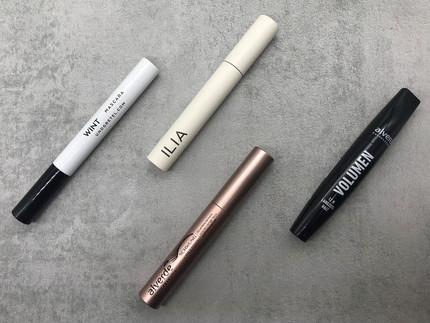 Mascara-Test mit Bildern - Alverde, Und Gretel, Ilia und Gaya Cosmetics