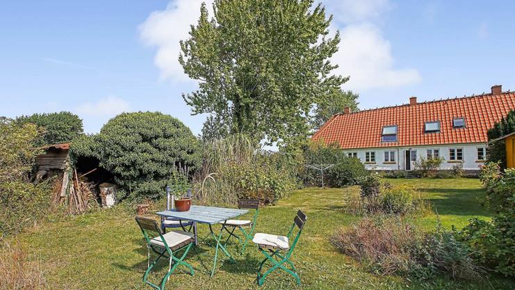 Ferienwohnung auf dem Biohof Ærø Økolisk