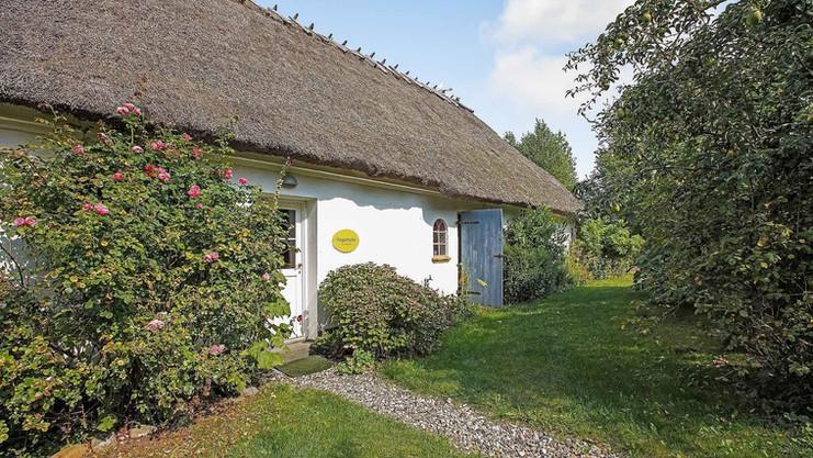 Ferienwohnung auf dem Biohof Økogård Ærø