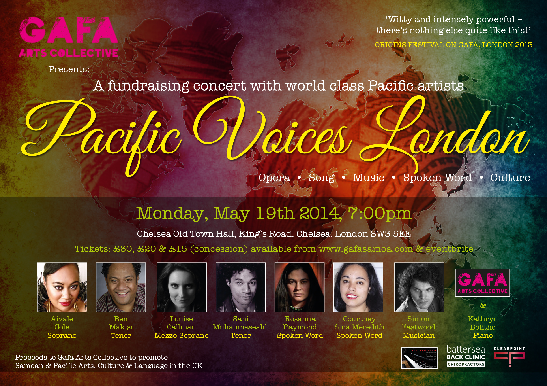 Pacific Voices 2014
