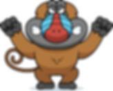 Baba the bad Baboon
