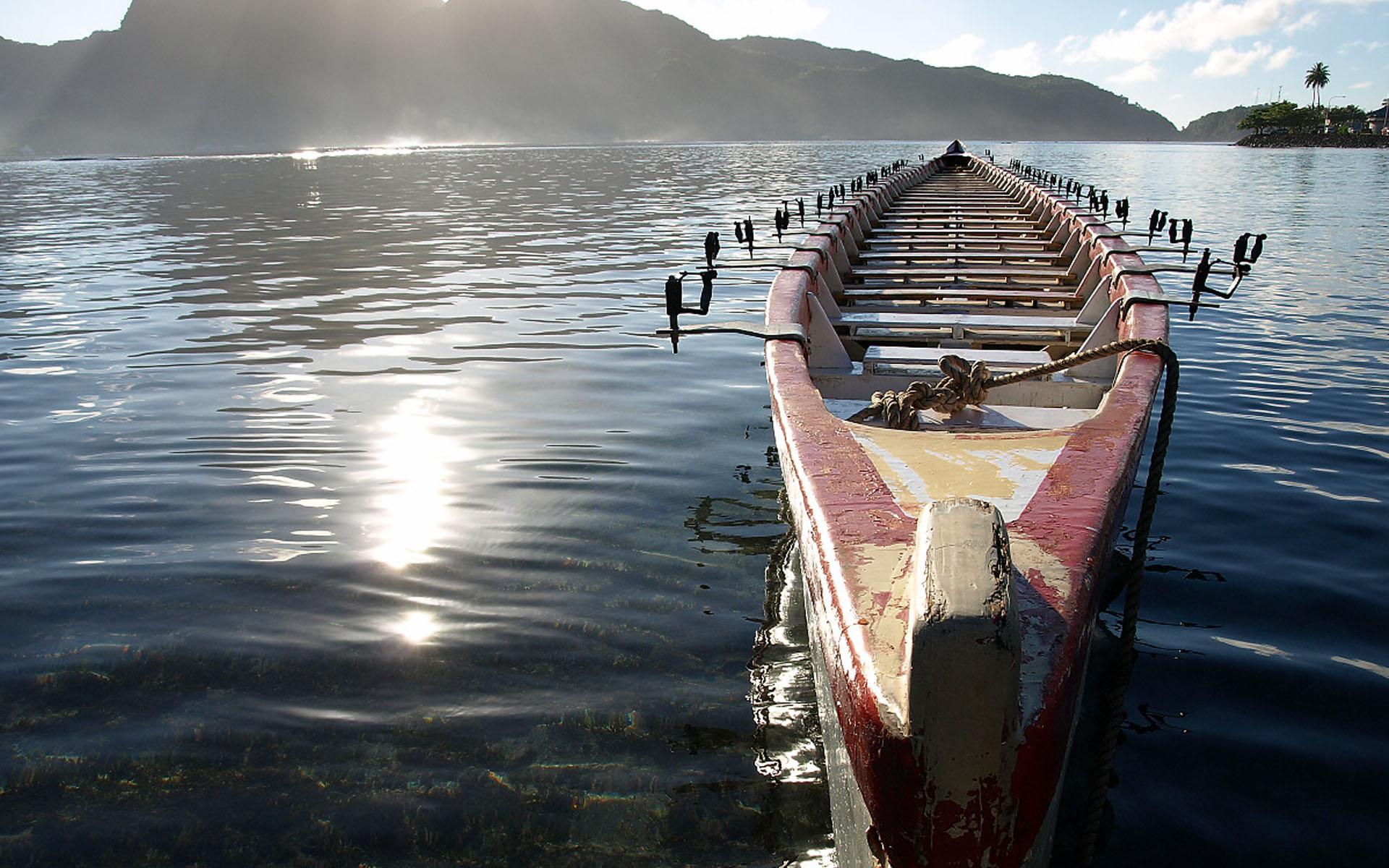 Samoan Boat Fautasi