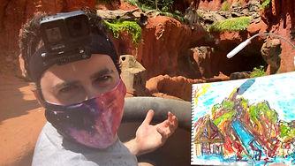 Splash Mountain On-Ride-Art - STILLS2.jp