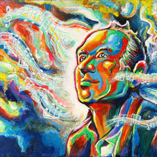 """Hans Zimmer Tribute Painting - """"The Spark"""""""