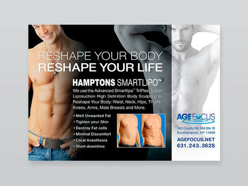 SmartLipo Men's Postcard