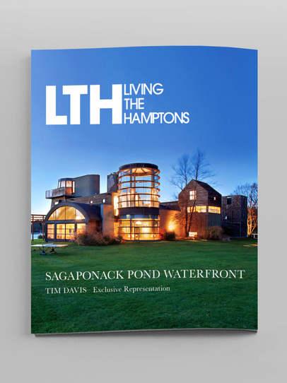 Living the Hamptons – Insert Booklet