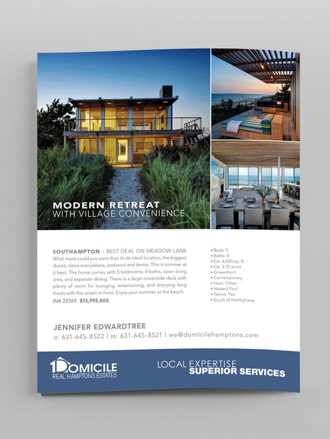 Fictitious Real Estate Agency