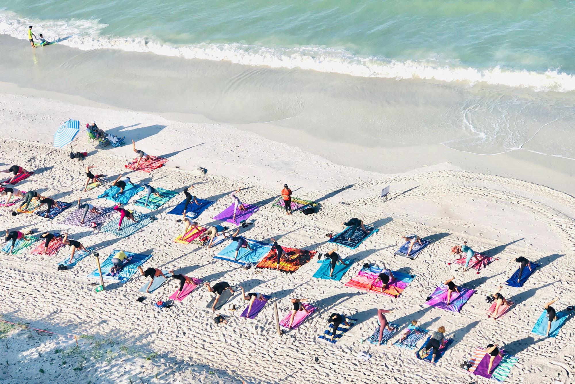 Vanderbilt Beach Yoga
