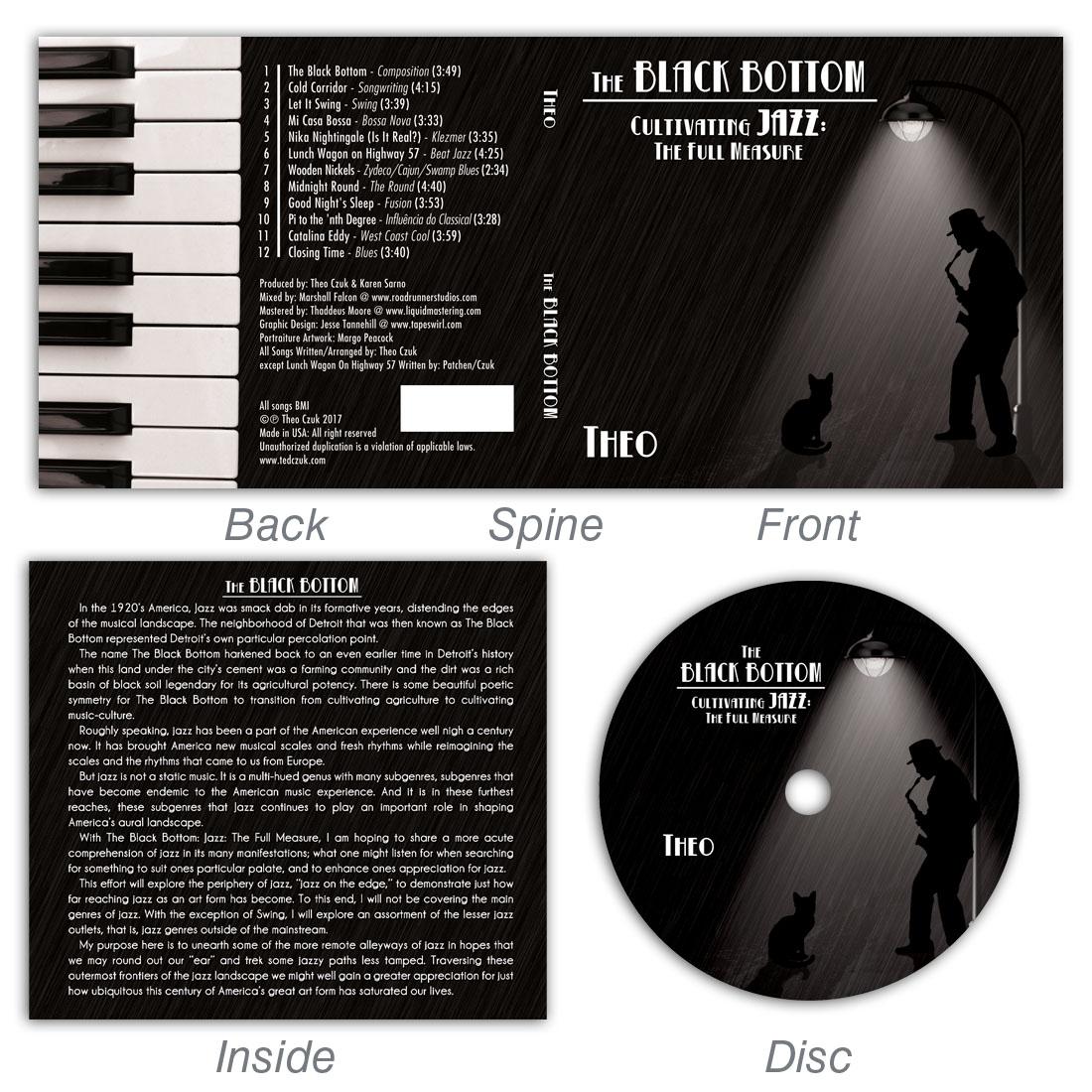 Theo Czuk - The Black Bottom
