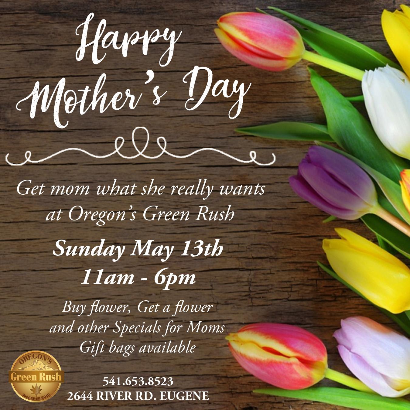 OGR Facebook Post (Mother's Day)