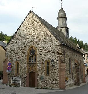 St.Nicholas Chapel in Vianden