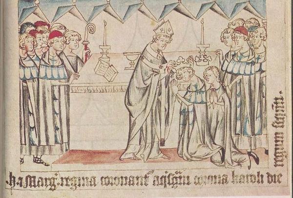 coronation of Henry VII