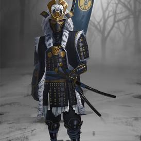 Cohorts: Eastern Warrior Male