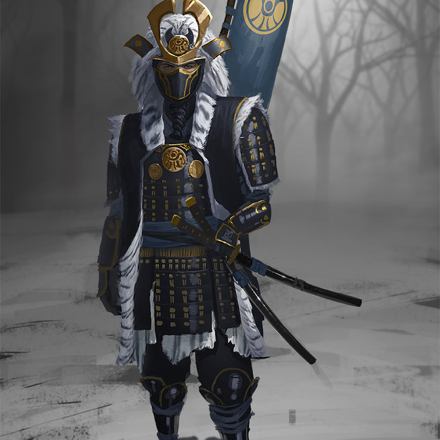 Cohorts: Eastern Warrior Male