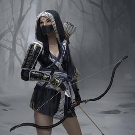 Cohorts: Eastern Warrior Female