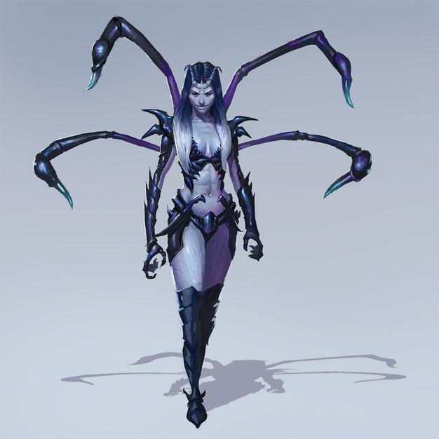 Cohorts: Spider Folk