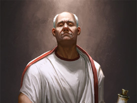 Gladiation: Rise of Legend - Senator