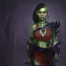 Cohorts: Female Orc