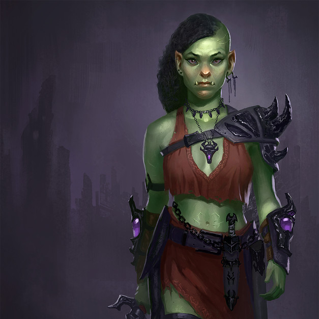 Cohorts: Female Orc