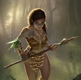 Cohorts: Jungle Warrior
