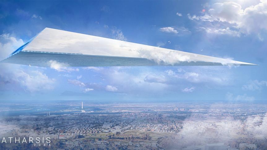 Nimeran Ship over DC