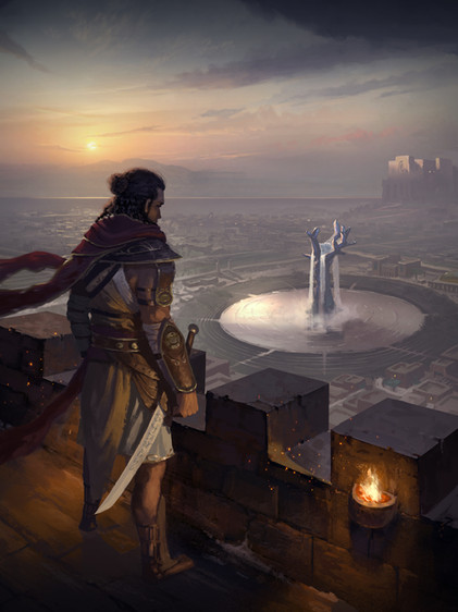 The Avenir Chronicles: Shadows of Blood
