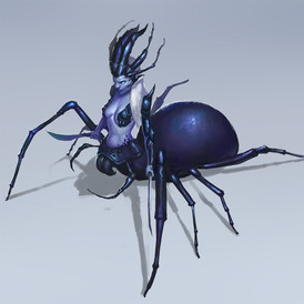 Cohorts: Spider Folk Queen