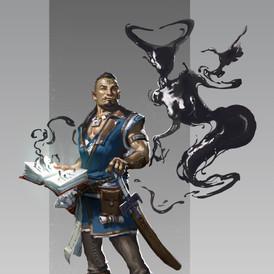 Half-Orc Commission