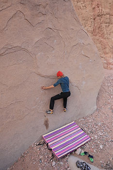 Timo Bouldering