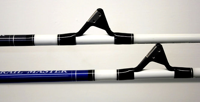 Aftco Rollered game fishing rods lifetime warranty on custom fishing rods