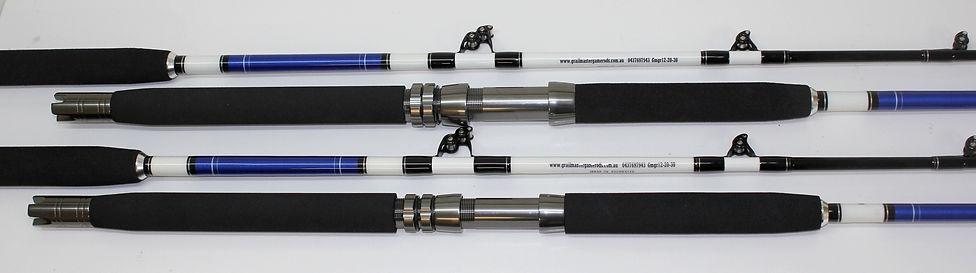 custom fishing rods australian made
