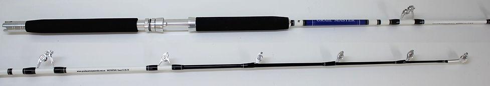 Australian light tackle game fishing rods custom fishing rods