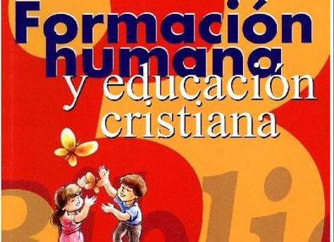 Formación Humana y Educación Cristiana 3