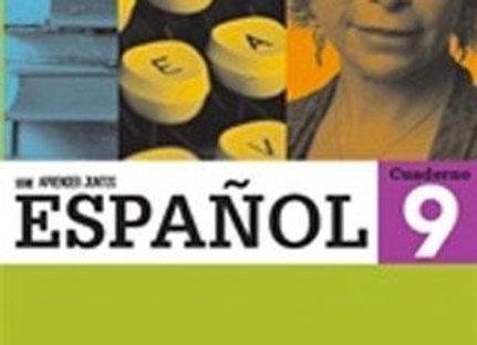 Aprender Juntos Español 9 Tx