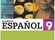 Aprender Juntos Español 9 Cuad