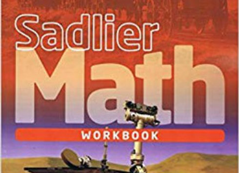 Sadlier Math 4 Workbook