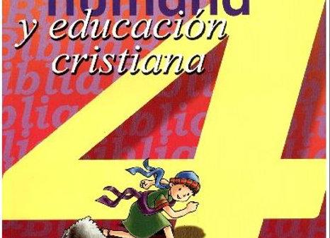 Formación Humana y Educación Cristiana 4