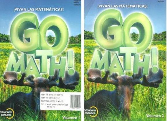 Vivan las Matemáticas 3 Pack
