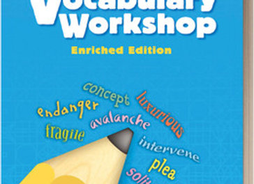 Vocabulary Workshop Blue 5 CC EE