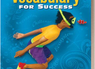 Vocabulary for Success Level A (6) CC EE