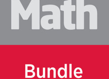 Sadlier Math 5 Student Ed. Print & Digital Bundle