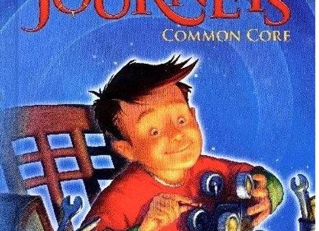 Journeys Common Core 4 Tx