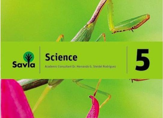 Savia Science 5
