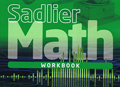 Sadlier Math 3 Workbook