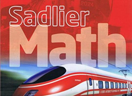 Sadlier Math 1 Student Edition Vol 1