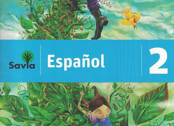 Savia Español 2 Tx