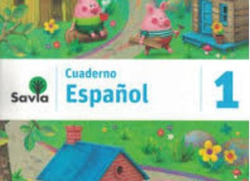 Savia Español 1 Cuad