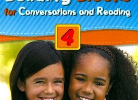 Building Blocks for Conversations and Reading 4