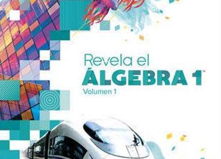 Revela el Álgebra 1 Vol. 1
